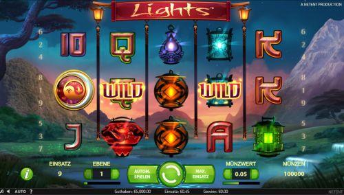 Lights Slot Vorschau
