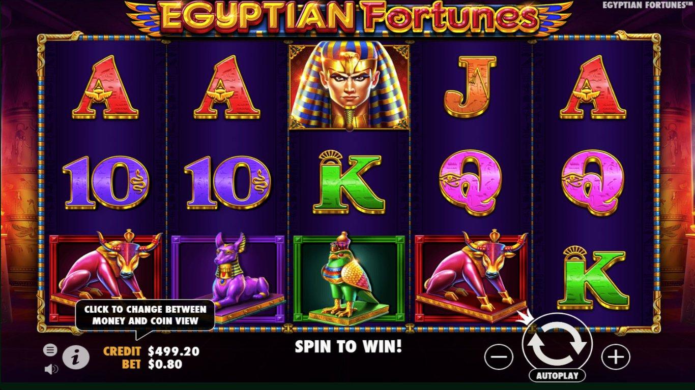 Egyptian Fortunes Vorschau